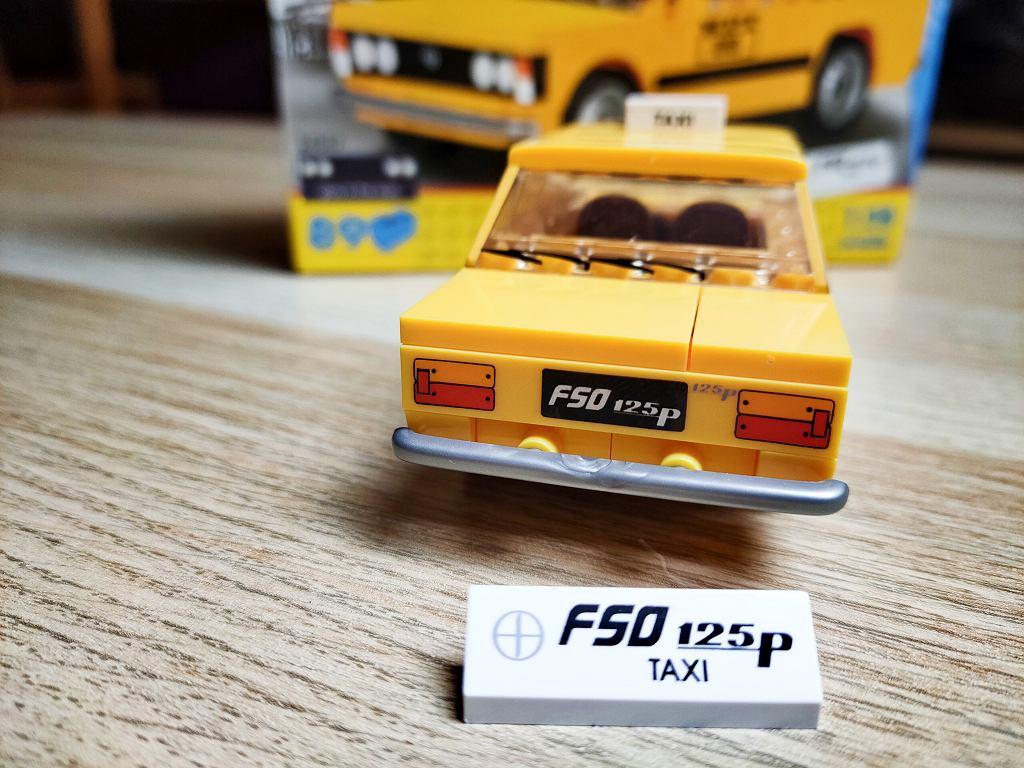 COBI FSO 125p Taxi