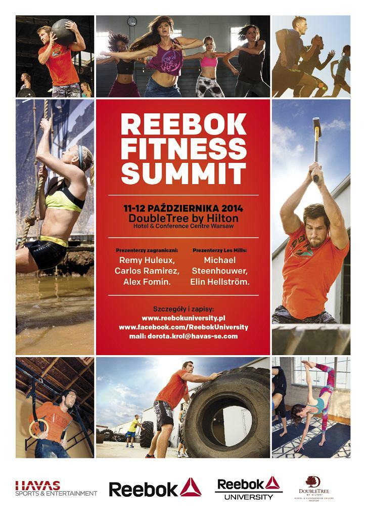 Reebok Fitness Summit