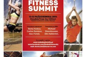 Reebok Fitness Summit - ćwicz z najlepszymi