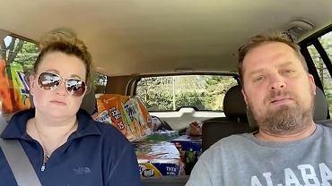 Małżeństwo youtuberów Dusty i Tristan Graham zapewniali, że nigdy nie zaszczepią się przeciw COVID-19