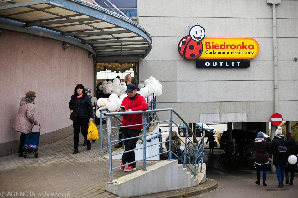 Tłumy Na Otwarciu W Gdańsku Powstał Drugi W Polsce Outlet