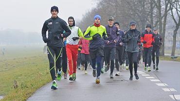 Treningi do Orlen Warsaw Marathon  2015