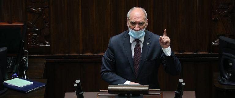 Macierewicz zdradził lokalizację elektrowni atomowej? Resort odpowiada