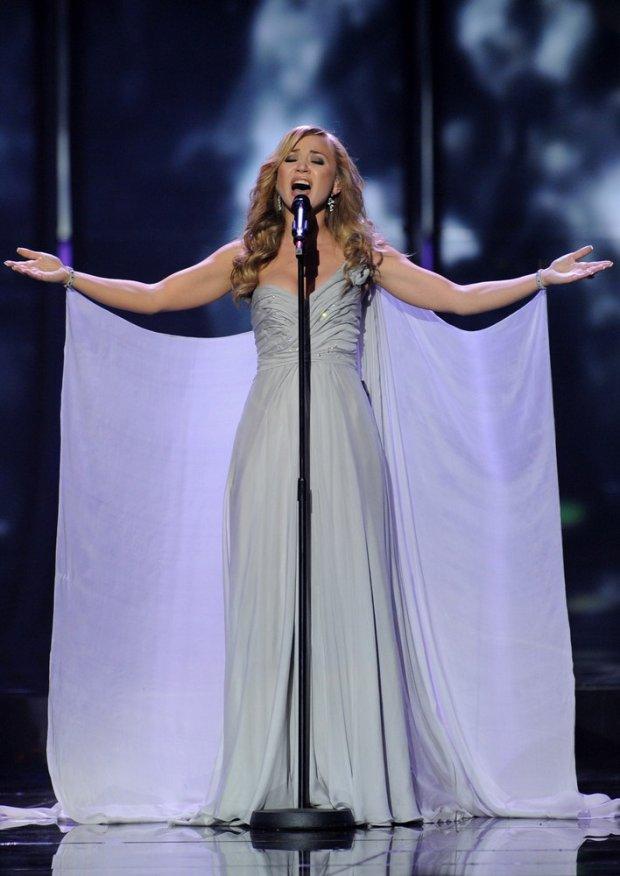 Lidia Kopania na Eurowizji w 2009