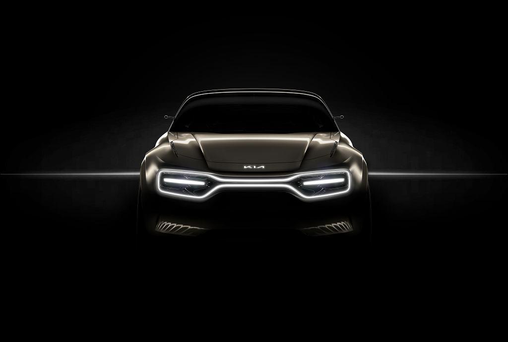 Kia - koncepcyjny samochód elektryczny