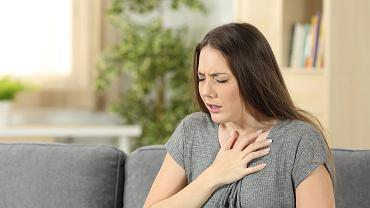 Depresja oddechowa - to zmniejszenie częstości oraz głębokości oddechów