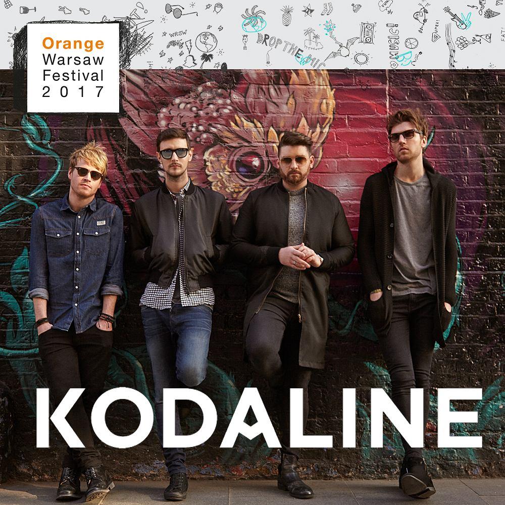 Zespół Kodaline zagra na Orange Warsaw Festivalu 2017  / materiały prasowe