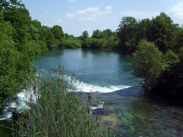 Rzeka Mrežnica