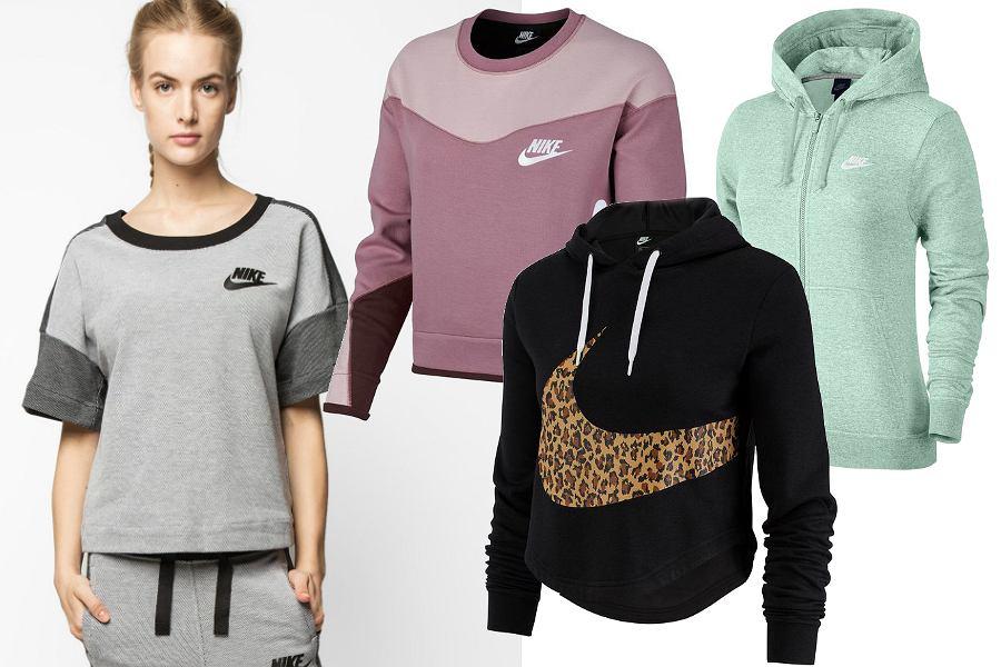 Bluzy damskie Nike