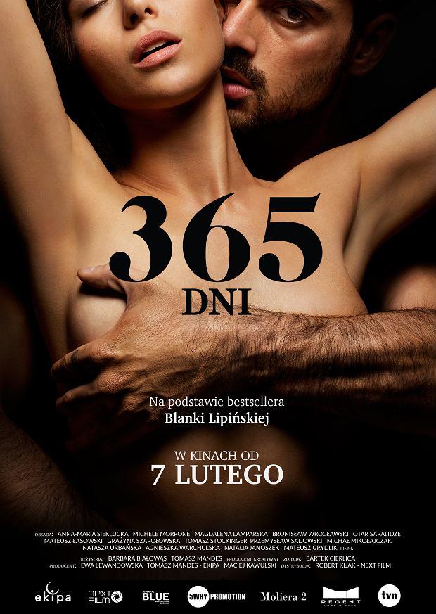 Plakat '365 dni'