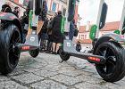 Wielki test hulajnóg na minuty. Czy nowy środek transportu miejskiego ma sens?