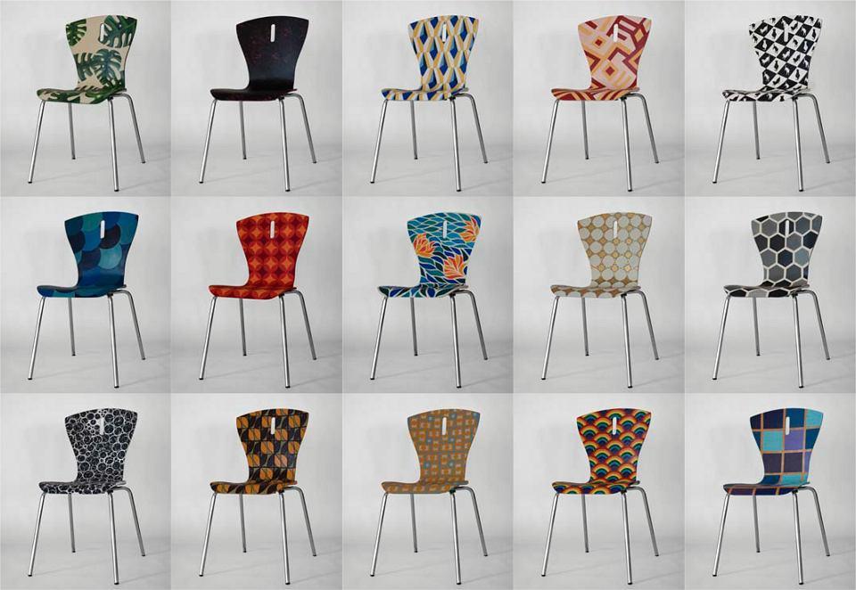 Bielska Galeria SFERA wymieniając krzesła postanowiła włączyć się w nurt tzw. upcyklingu. Do projektu zaproszony został Zespół Szkół Plastycznych. Od 2017 roku uczniowie szkoły wykonali już kilkadziesiąt pięknych krzeseł. Można je kupić i wesprzeć WOŚP.