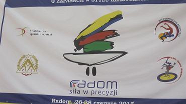 Mistrzostwa Polski juniorów młodszych w zapasach stylu klasycznego, Radom 2015