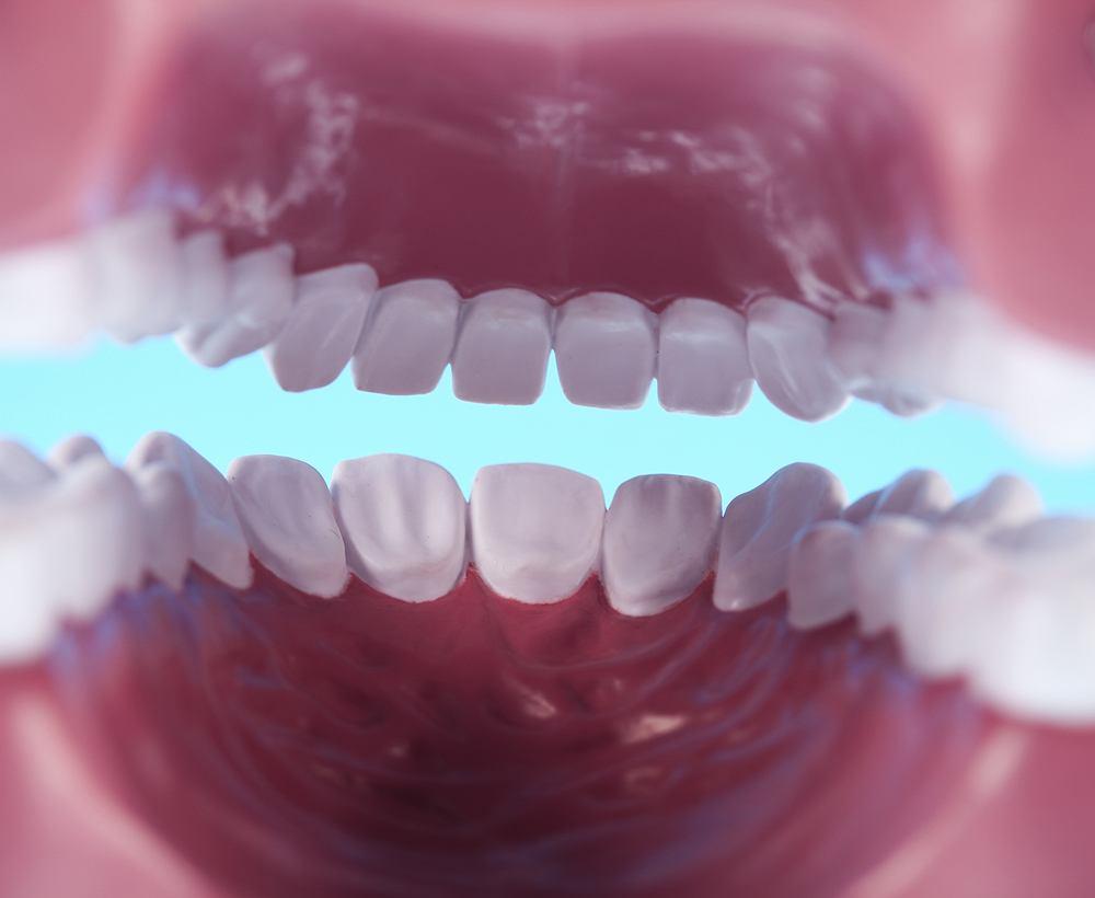 stres a zęby
