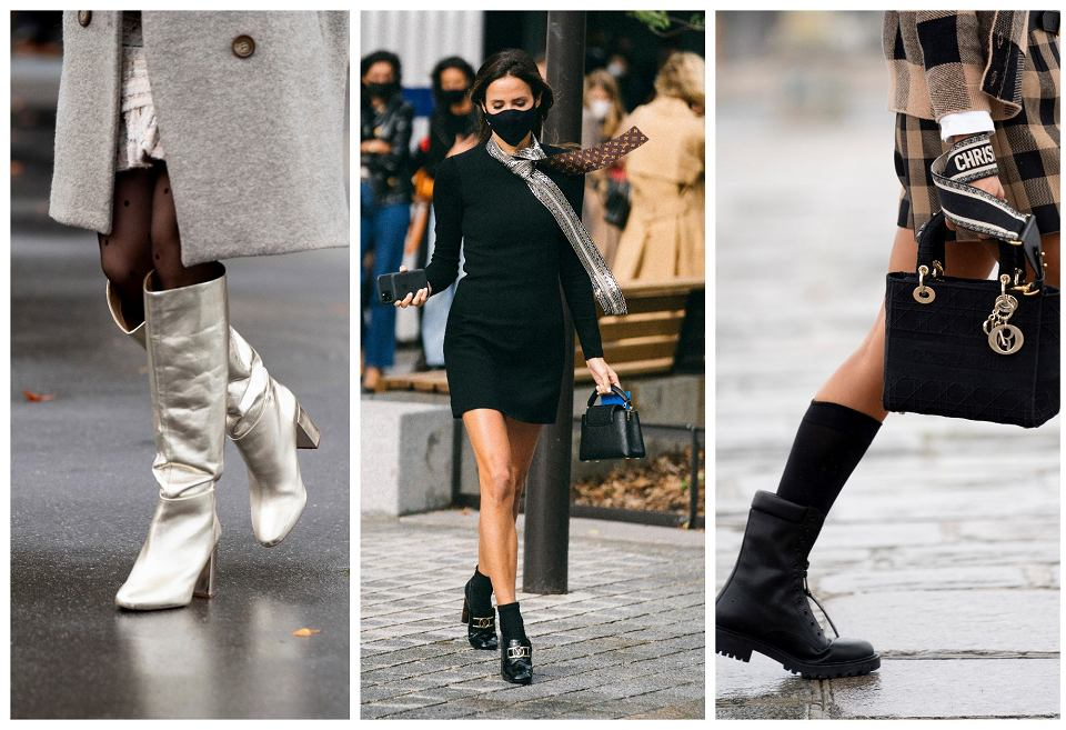 modne buty 2021