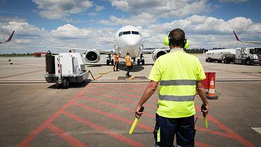 Lotnisko - zdjęcie ilustracyjne