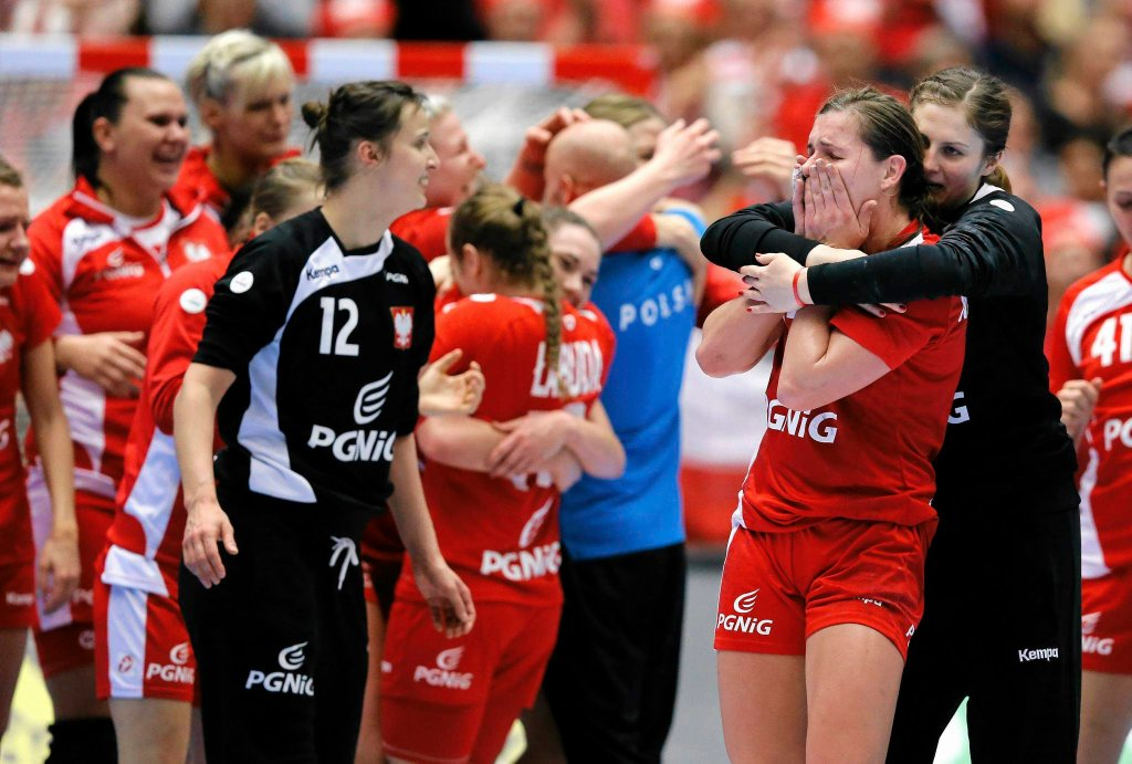 Reprezentacja Polski kobiet w piłce ręcznej