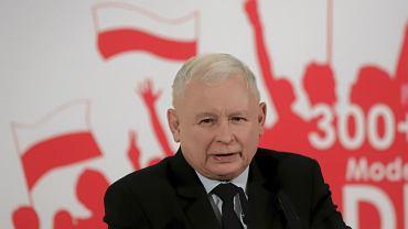 Wielowieyska: Jarosław Kaczyński potrzebował ludzi ze skazą, lojalnych wobec władzy, która da im nową szansę