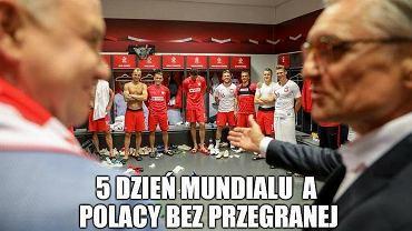 Mundial 2018 - mecz Polska - Senegal - memy