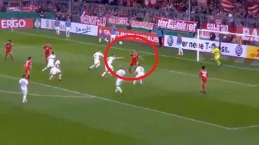 Robert Lewandowski strzelił pięknego gola w meczu Bayern Monachium - Heidenheim