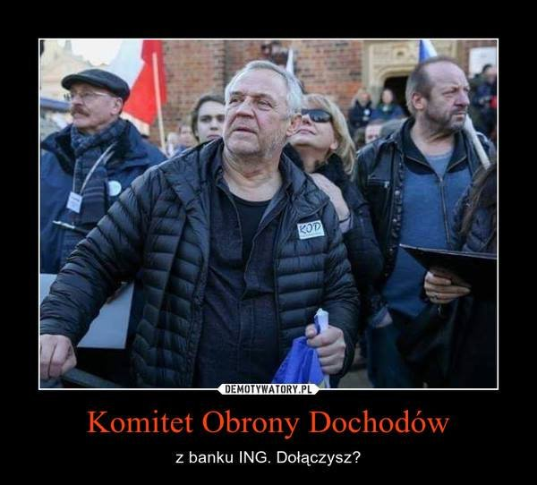 Marek Kondrat bohaterem Demotywatora