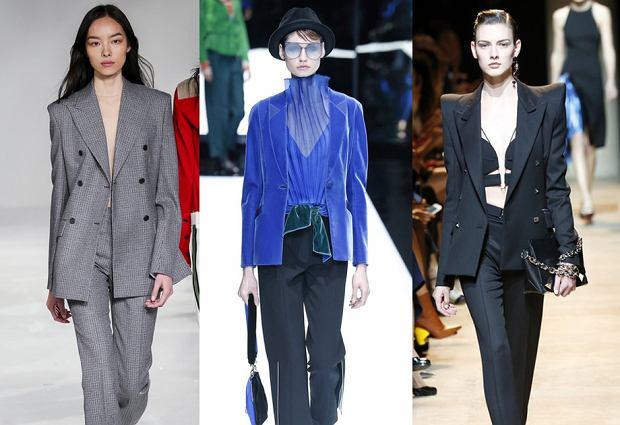 Trendy w stylizacjach do pracy