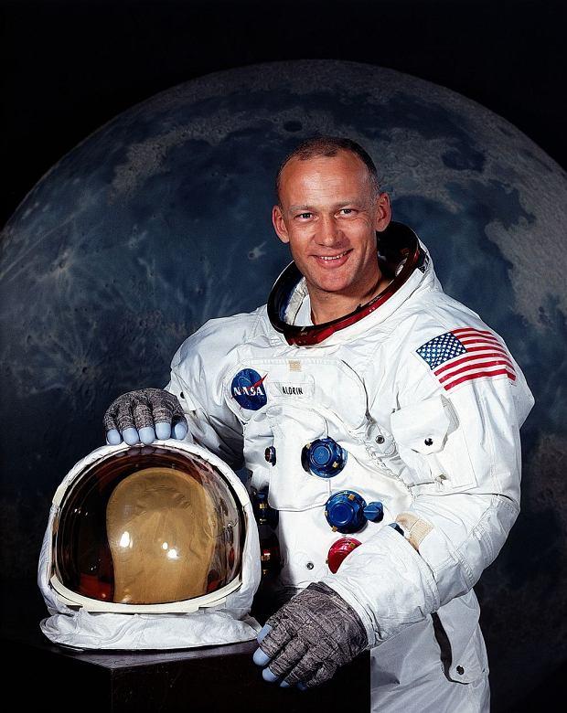 Edwin Eugene Buzz Aldrin, Jr.