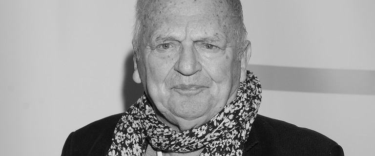 """Jerzy Gruza nie żyje. Reżyser kultowego """"Czterdziestolatka"""" zmarł w sobotę w nocy"""