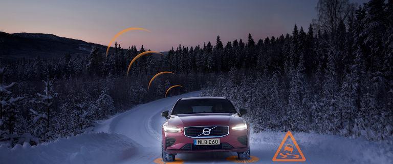 Samochody Volvo w Europie będą wzajemnie się ostrzegać