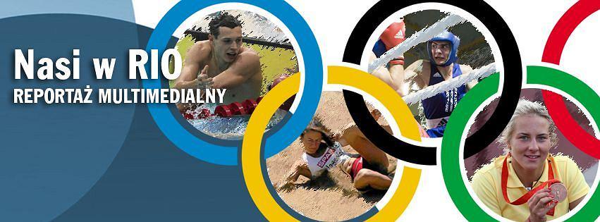 nasi w Rio - reportaż multimedialny o Wielkopolanach na igrzyskach