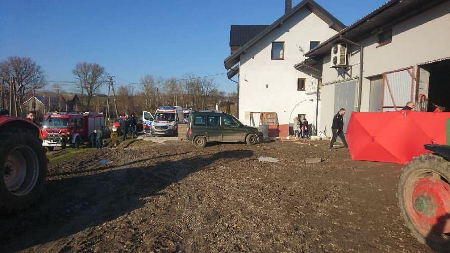 Tragedia w Jakubowicach