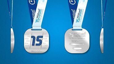 medale Poznań Maratonu 2014