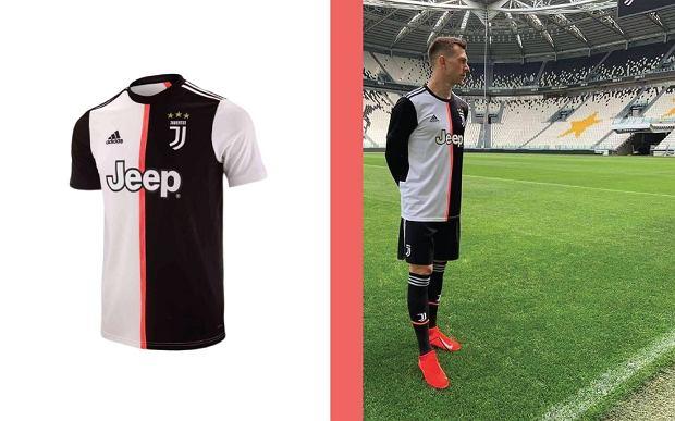"""""""Tuttosport"""" wyjaśnia, dlaczego Juventus drastycznie zmienia koszulki. Zrywa ponad 100-letnią tradycją"""