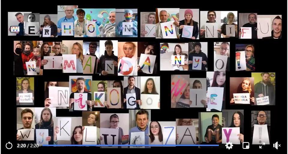 Mieszkańcy Wilamowic sprzeciwiają się uchwale anty-LGBT