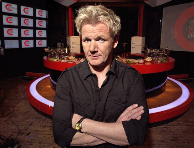 Gordon Ramsay Po Polsku Wszystko O Gotowaniu W Kuchni