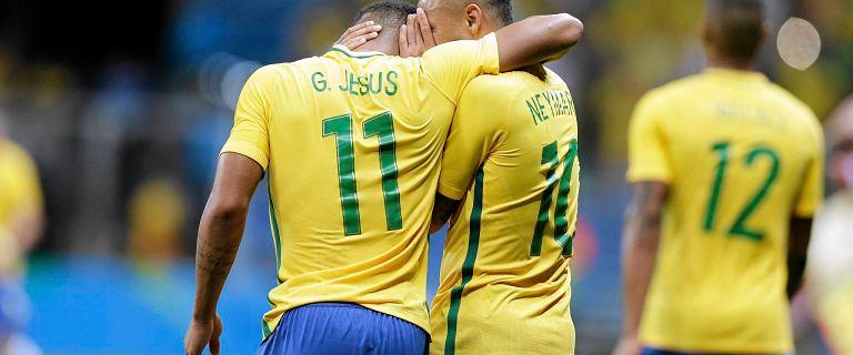 Reprezentacja Brazylii zmienia koszulki. W takich barwach nie grali od prawie 70 lat