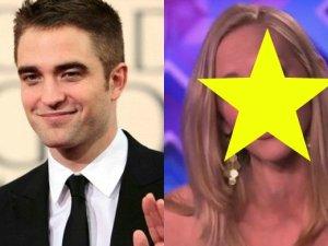 Robert Pattinson i Lizzy Pattinson
