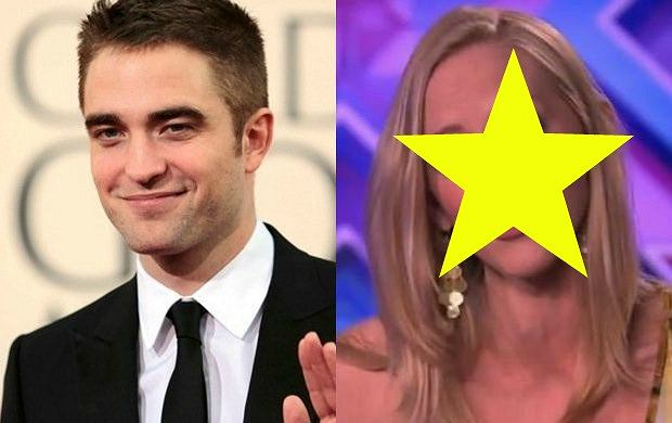 Robert Pattinson i Lizzy Pattinson