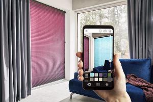 Anwis Home - aplikacja, która pomoże w wyborze osłon okiennych
