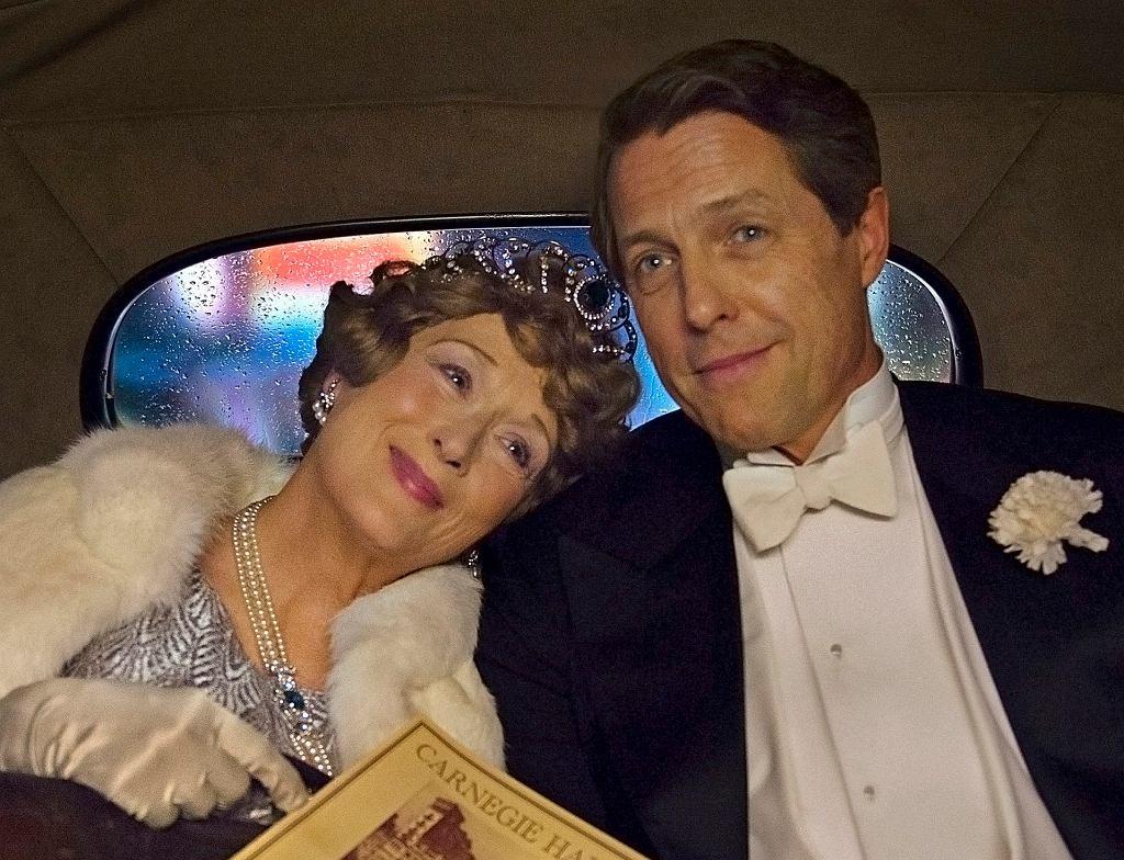 Meryl Streep i Hugh Grant w filmie