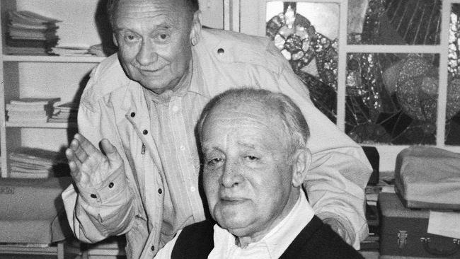 Jerzy Giedroyc i Stefan Kisielewski: między kapłanem i błaznem