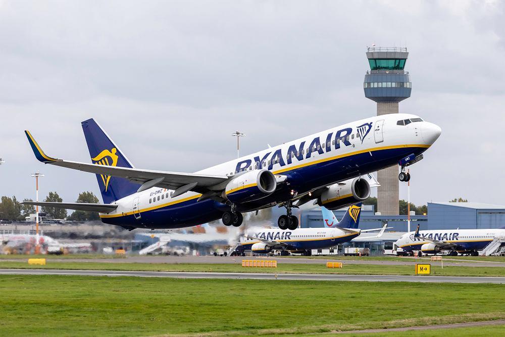 Ryanair wprowadzi własny paszport immunologiczny?