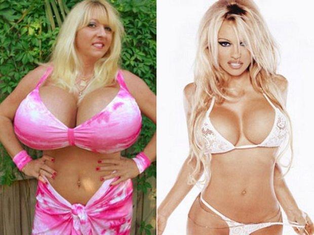 Pamela Anderson, Maxi Mounds