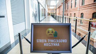 Koronawirus w Polsce i obostrzenia. Zdjęcie ilustracyjne.