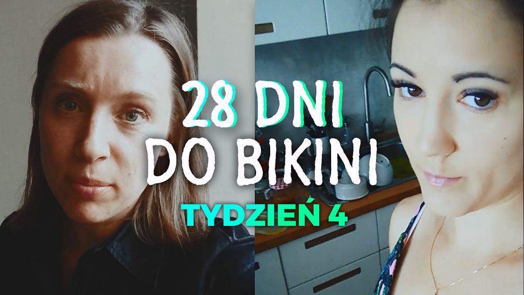 Bikini Body tydzień 4