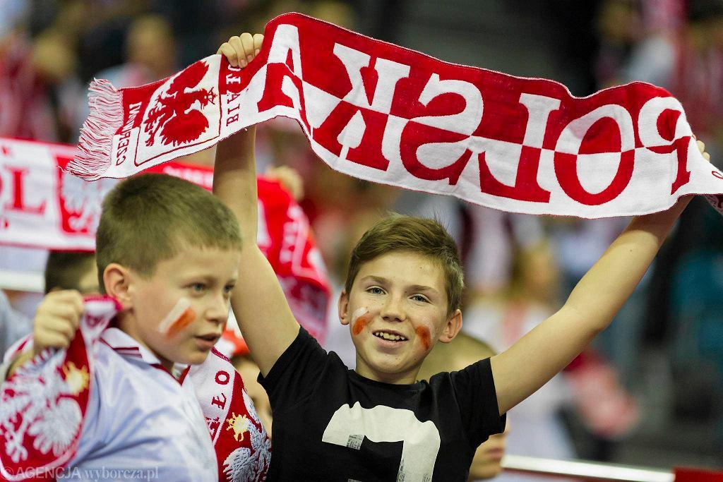 Mecz Polska - Białoruś w Kraków Arenie