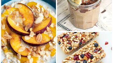 Zdrowe śniadanie gwarantuje energię na resztę dnia.