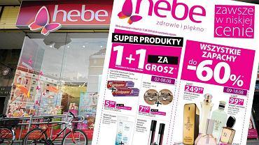 Hebe gazetka od 02.08 do 08.08 - przed nami wiele atrakcyjnych promocji na kosmetyki