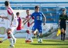 Lech Poznań - Slavia Praga 1:3. Kolejorz znów przegrał. Kontuzje dwóch nowych piłkarzy
