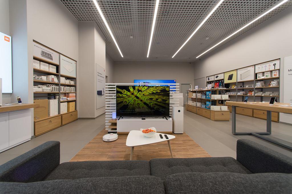 Xiaomi otworzyło największy sklep w Polsce